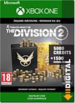 The Division 2: 6500 Premium Credits (Xbox One-Digital)