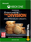 The Division: 2400 Premium Credits (Xbox One-Digital)