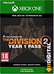 The Division 2 - Year 1 Pass (Xbox One-Digital)
