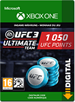 UFC 3: 1050 UFC Points (Xbox One-Digital)