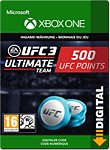 UFC 3: 500 UFC Points (Xbox One-Digital)