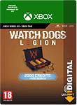 Watch Dogs: Legion - 2500 Credits Pack