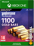 Wolfenstein: Youngblood - 1100 Gold Bars (Xbox One-Digital)
