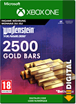 Wolfenstein: Youngblood - 2500 Gold Bars (Xbox One-Digital)