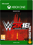 WWE 2K18 - Season Pass (Xbox One-Digital)