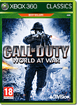 Call of Duty: World at War -E- (Xbox 360)