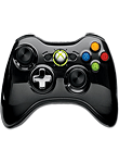 Controller Wireless -Chrome Black- (Microsoft)
