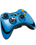 Controller Wireless -Chrome Blue- (Microsoft)