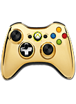 Controller Wireless -Chrome Gold- (Microsoft)