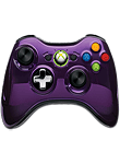 Controller Wireless -Chrome Purple- (Microsoft)