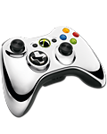 Controller Wireless -Chrome Silver- (Microsoft)