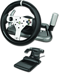 Lenkrad Wireless Racing Wheel (Mad Catz) (Xbox 360)