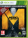 Metro: Last Light - First Edition