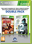 Rainbow Six: Vegas 2 & Ghost Recon: Advanced Warfighter 2 - Double Pack -E-