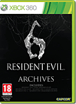 Resident Evil 6 Archives (inkl. USB Stick) -US- (Xbox 360)