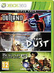 Ubisoft Triple Pack (Outland, From Dust, Beyond Good & Evil HD)