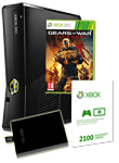 Xbox 360 Slim System PAL Gears of War Judgment Bundle (Microsoft)