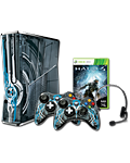 Xbox 360 Slim System PAL Halo 4 - Limited Edition (Microsoft)