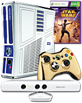 Xbox 360 Slim System PAL Star Wars - Limited Edition (Microsoft)