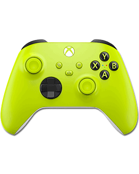 Controller Wireless Xbox Series -Electric Volt- (Microsoft)