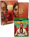 Far Cry 6 - Steelbook Edition (exklusiv wog.ch)