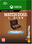 Watch Dogs: Legion - 2500 Credits Pack (Xbox Series-Digital)