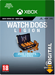 Watch Dogs: Legion - 4550 Credits Pack (Xbox Series-Digital)