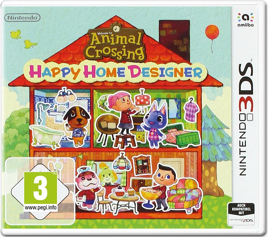 Animal Crossing: Happy Home Designer [Nintendo 3DS