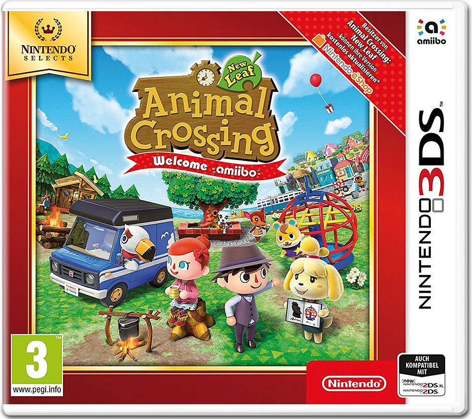 dating in animal crossing 3ds Nintendo of korea has announced the release date for nintendo 3ds-exclusive animal crossing: new leaf, also known as animal crossing: jump out, which released in japan on november 8th, 2012 the life simulation game launches february 7th in south korea animal crossing: new leaf will be.