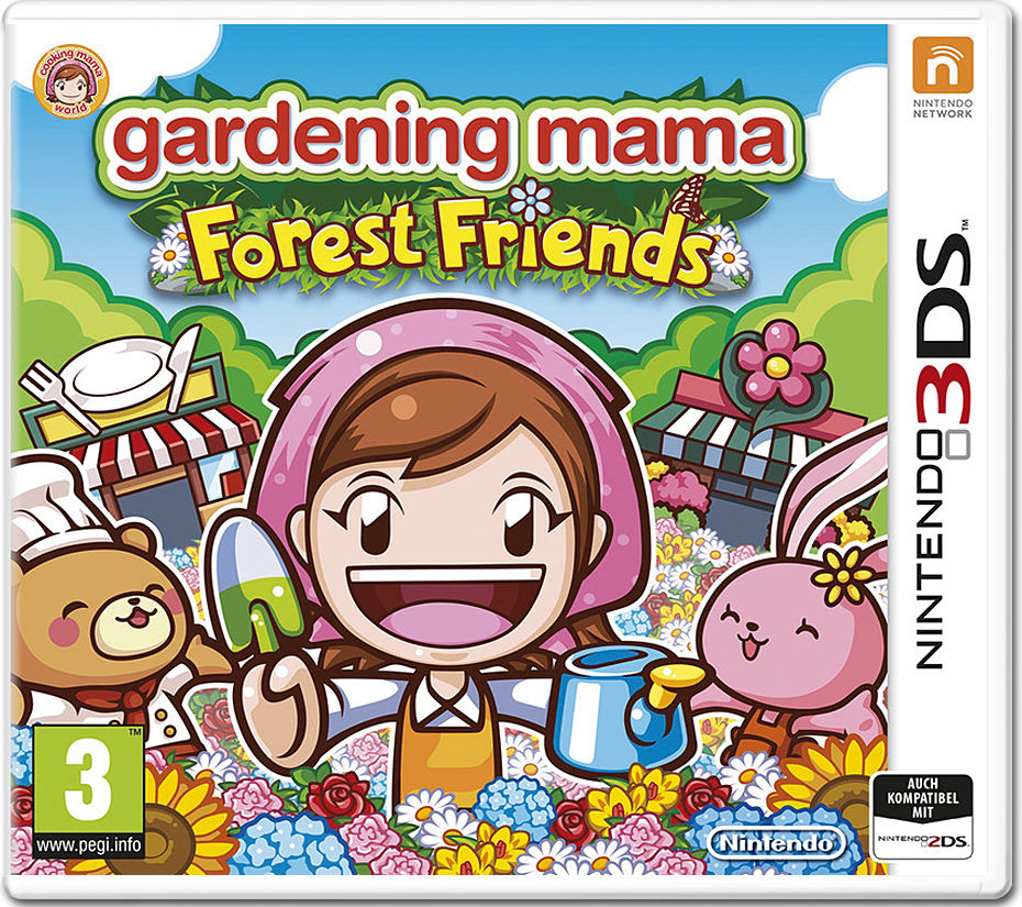 Play Gardening Mama Online 38
