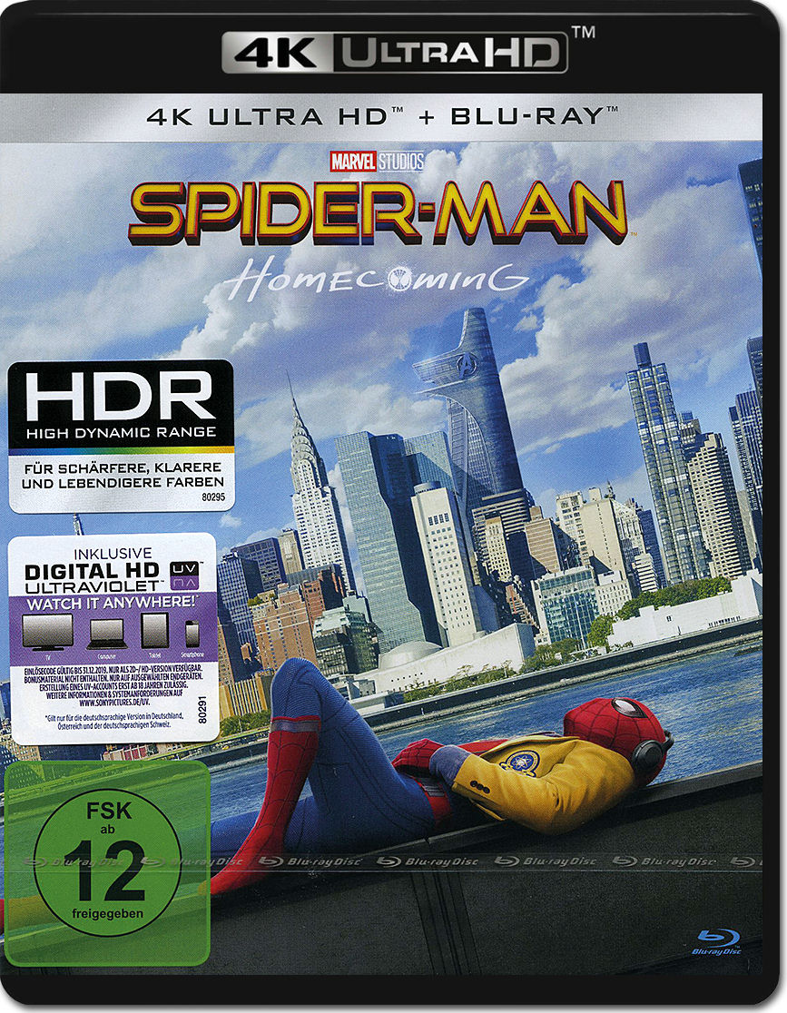 Spiderman Homecoming Hdfilme