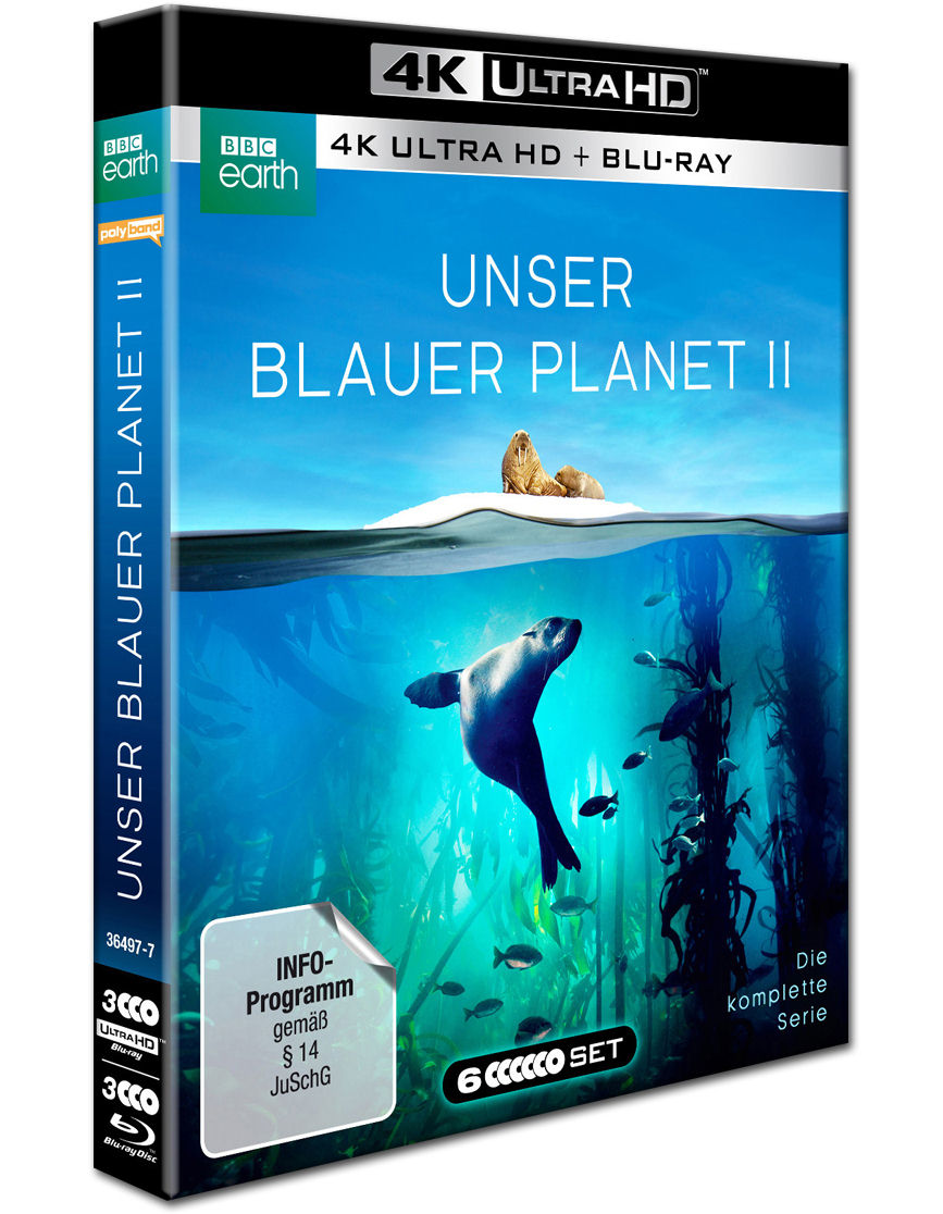 Unser Blauer Planet 2