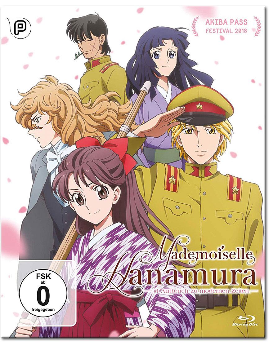 Mademoiselle Hanamura