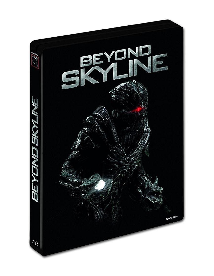 Beyond Skyline Steelbook Edition Blu Ray Blu Ray Filme