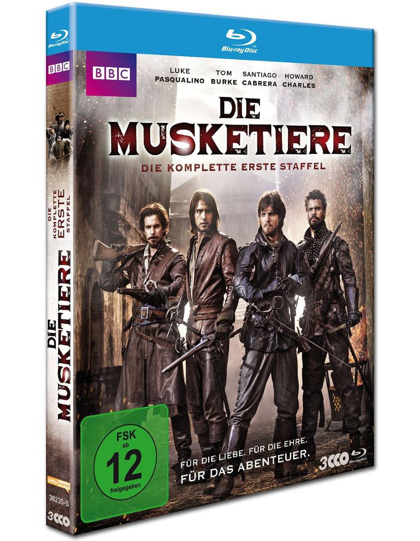 Die Musketiere Staffel 2