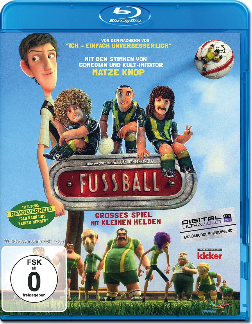 Fussball Grosses Spiel Mit Kleinen Helden Blu Ray Blu Ray Filme