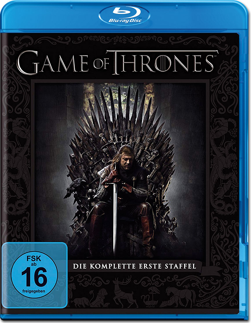 Game Of Thrones Staffel 5 Blu Ray