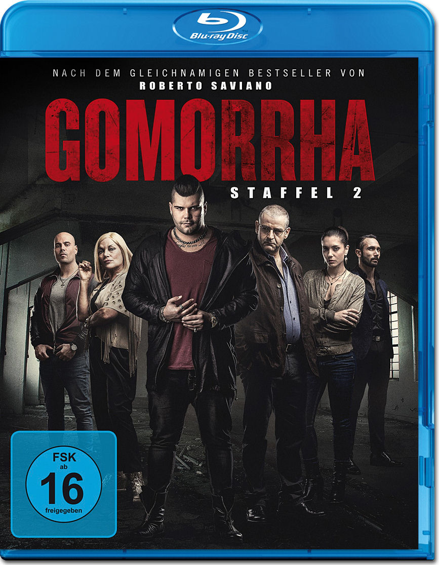 gomorrha staffel 2 blu ray 3 discs blu ray filme world of games. Black Bedroom Furniture Sets. Home Design Ideas