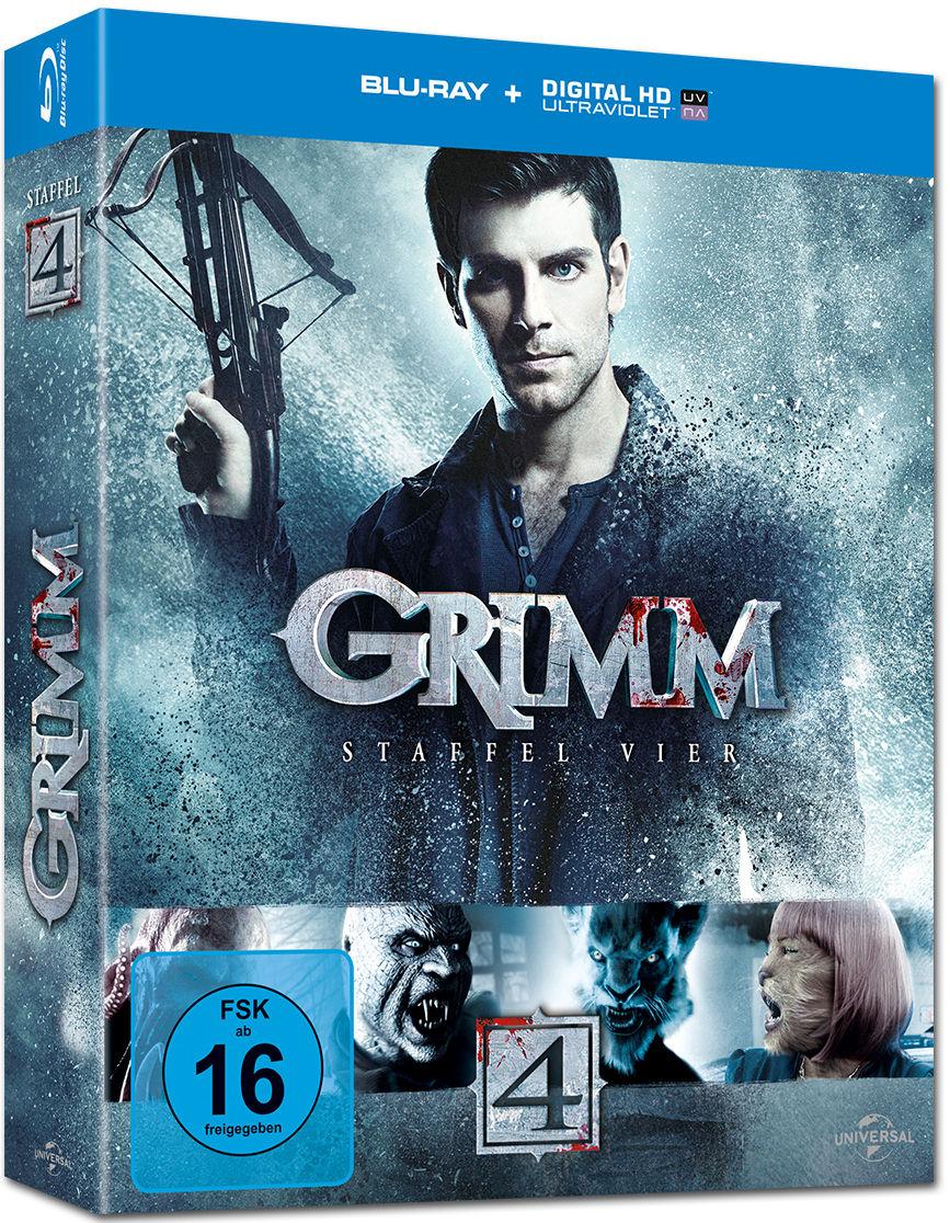Grimm 4. Staffel
