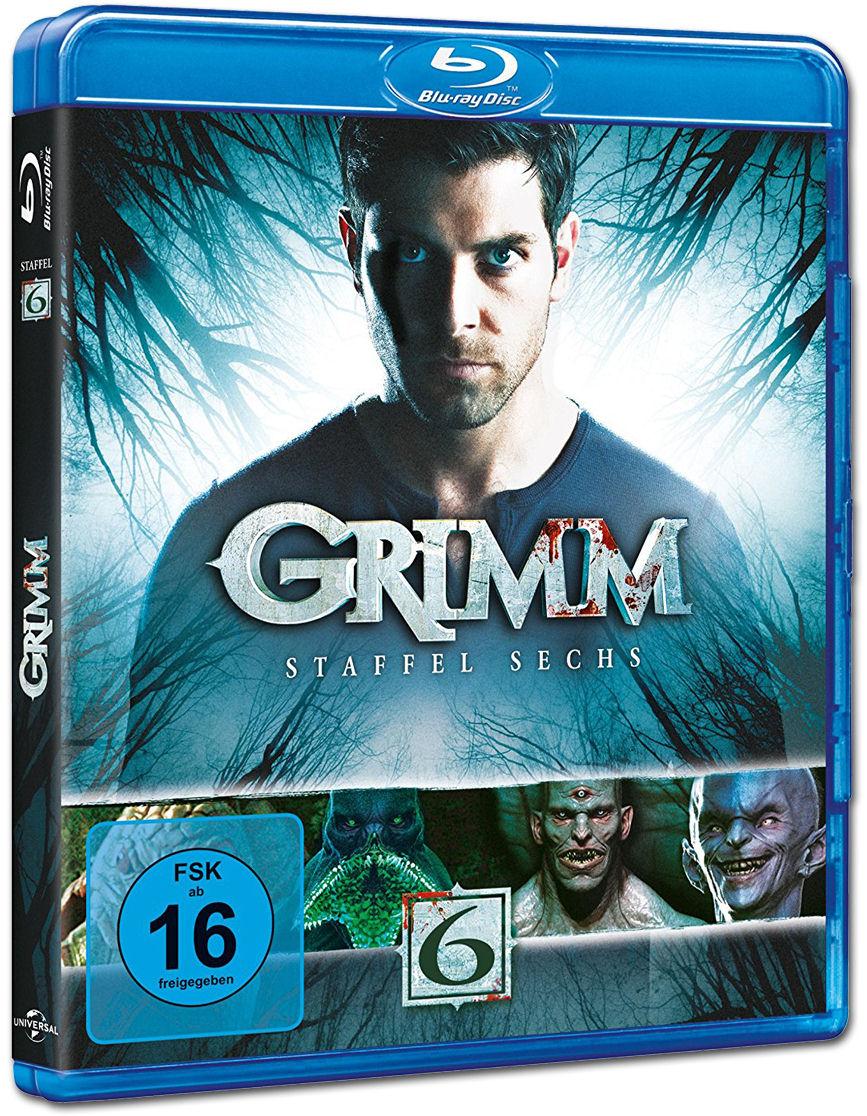 Grimm 6. Staffel