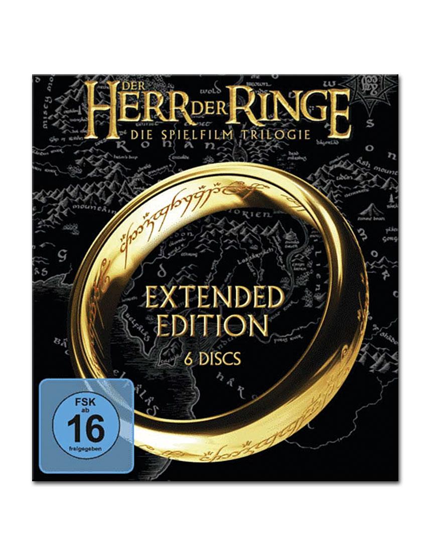 Herr Der Ringe Extended
