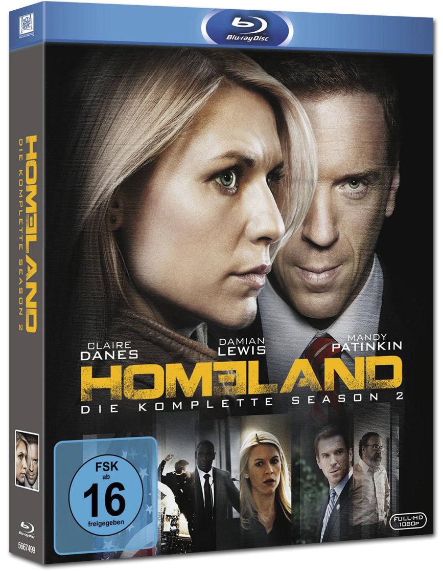 Homeland Staffel 2 Stream