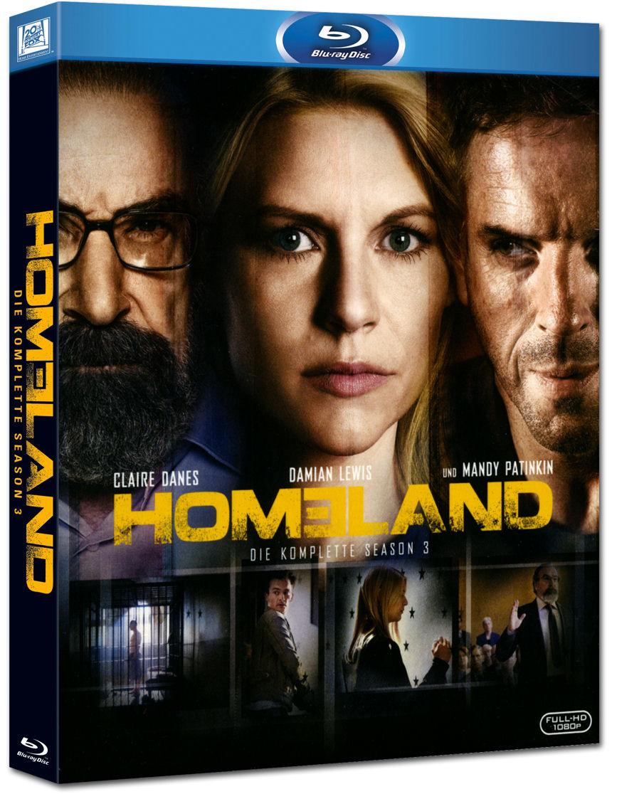 Homeland Staffel 3