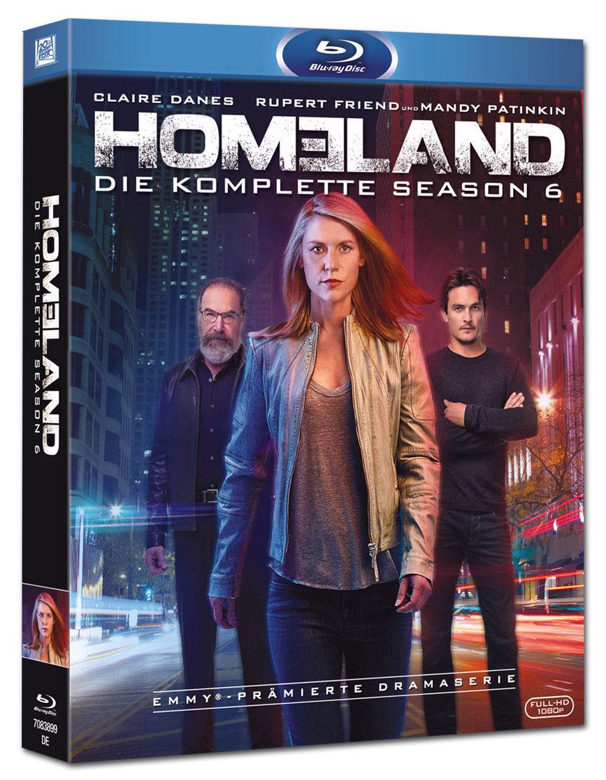 Homeland 6. Staffel