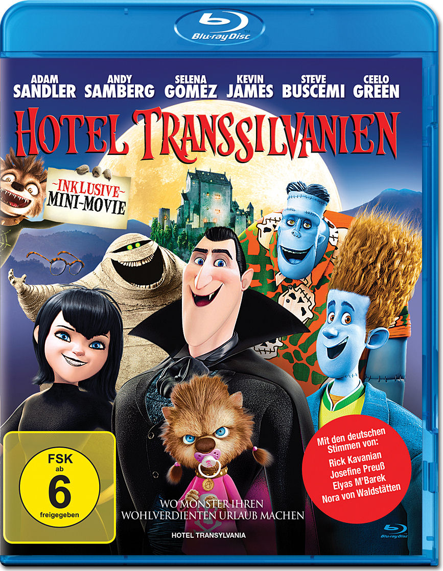 Hotel Transsilvanien 1