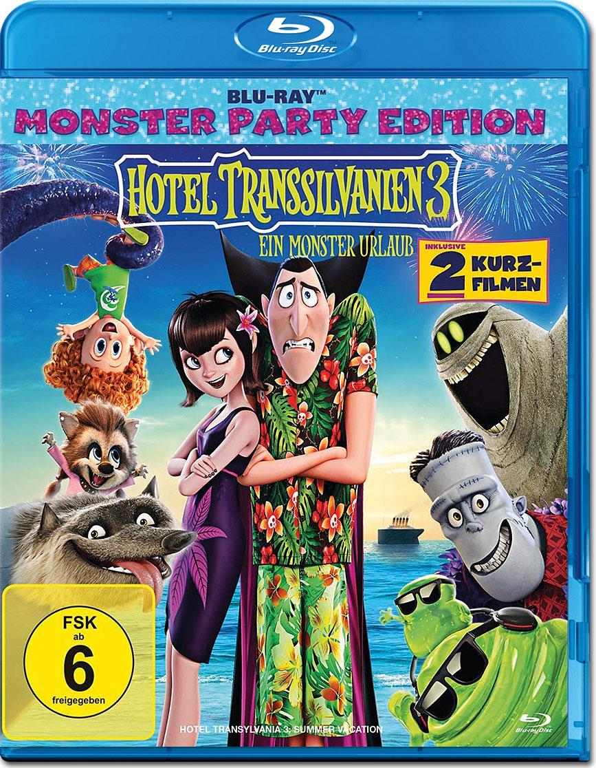 Hotel Transsilvanien 3 Kinostart