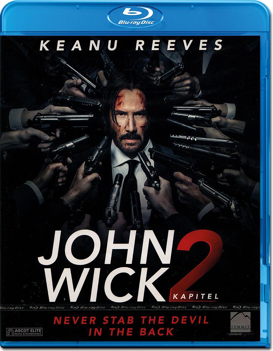 John Wick Kapitel 2 Stream