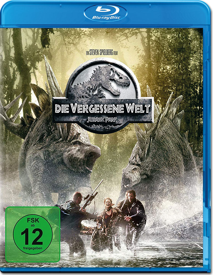 Jurassic Park 2: Die vergessene Welt Blu-ray [Blu-ray ... | 867 x 1116 jpeg 278kB
