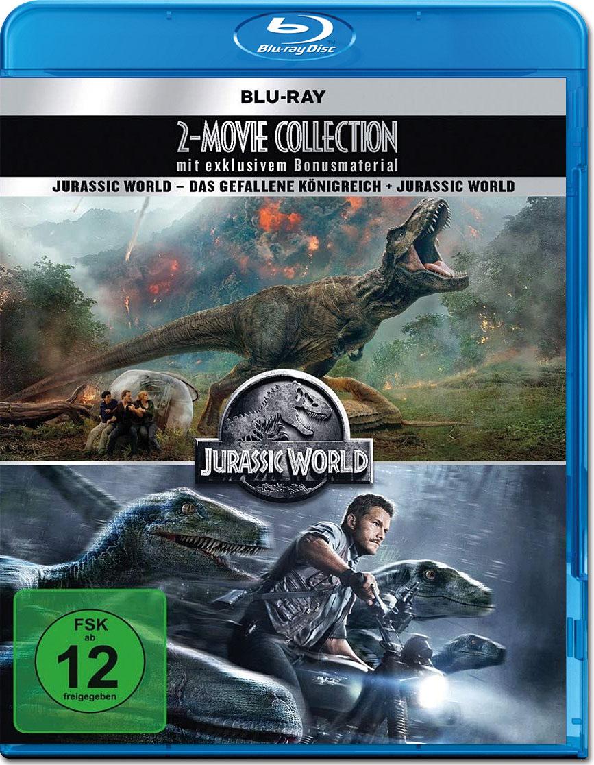 Jurassic World 2 Blu Ray