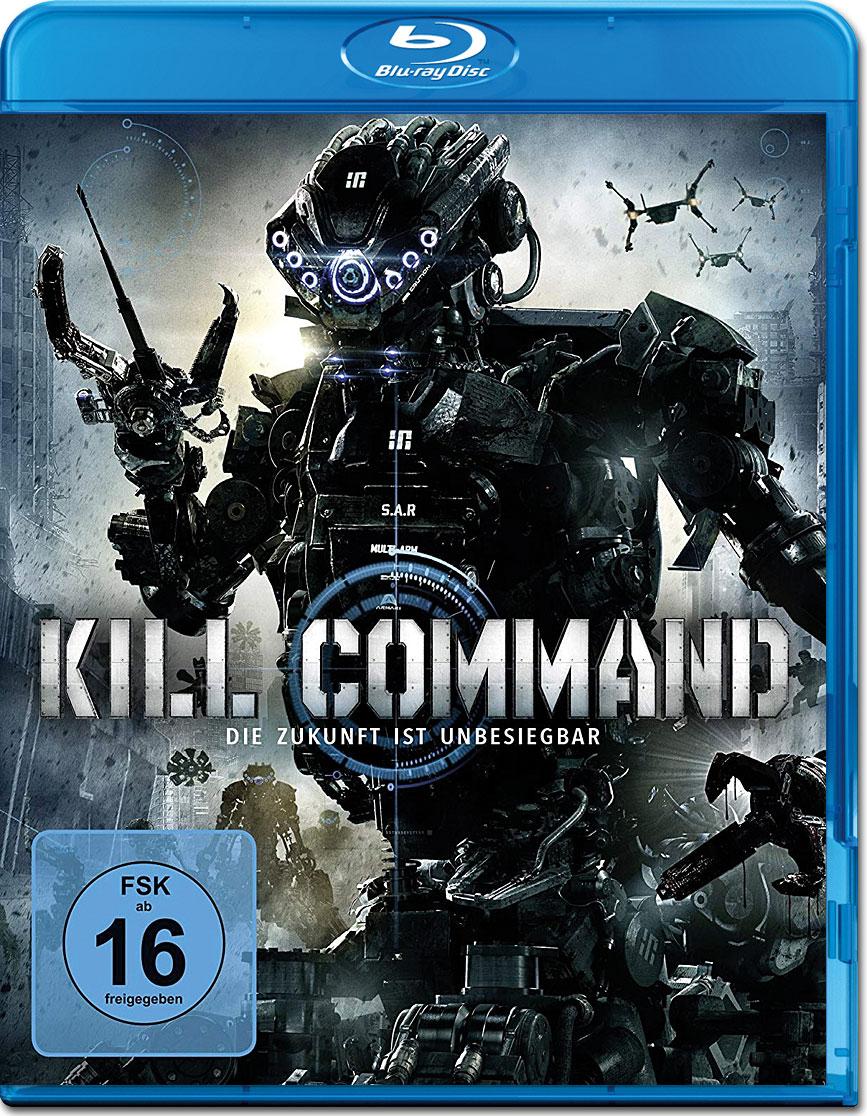 Filme Poster Comando Kill